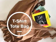 T-Shirt to Tote Bag